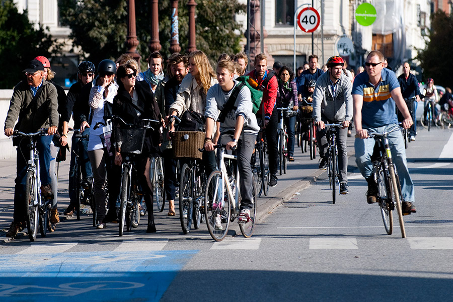 World's Best City for cycling