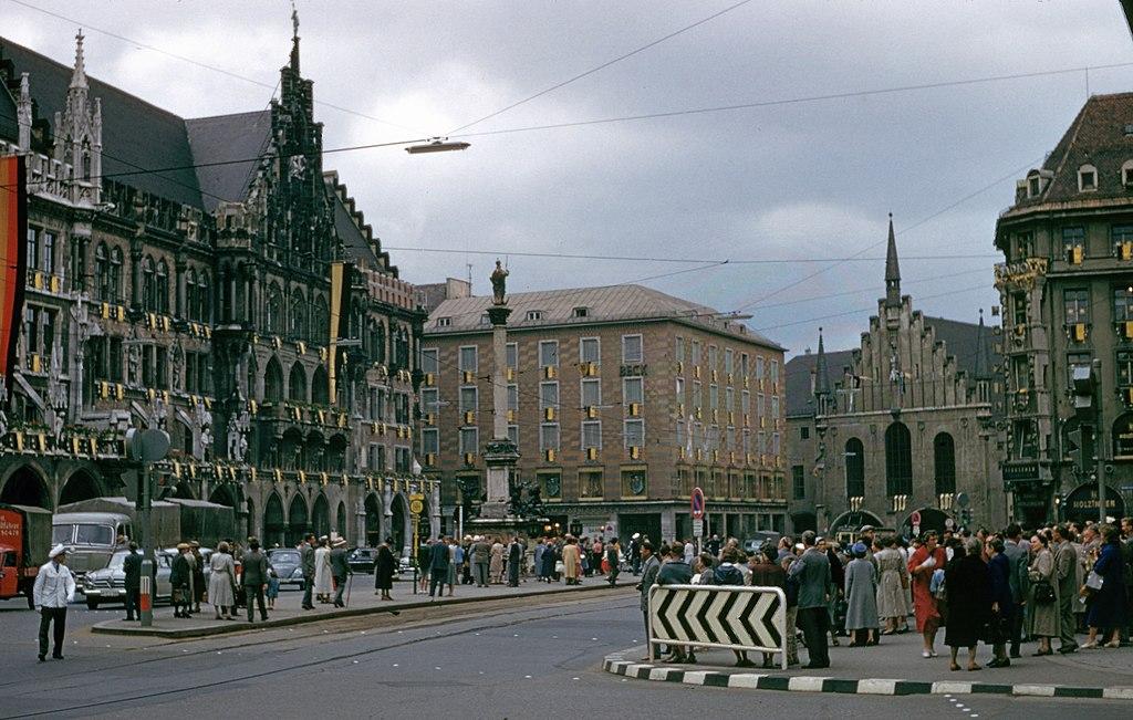 Munich or Munchen