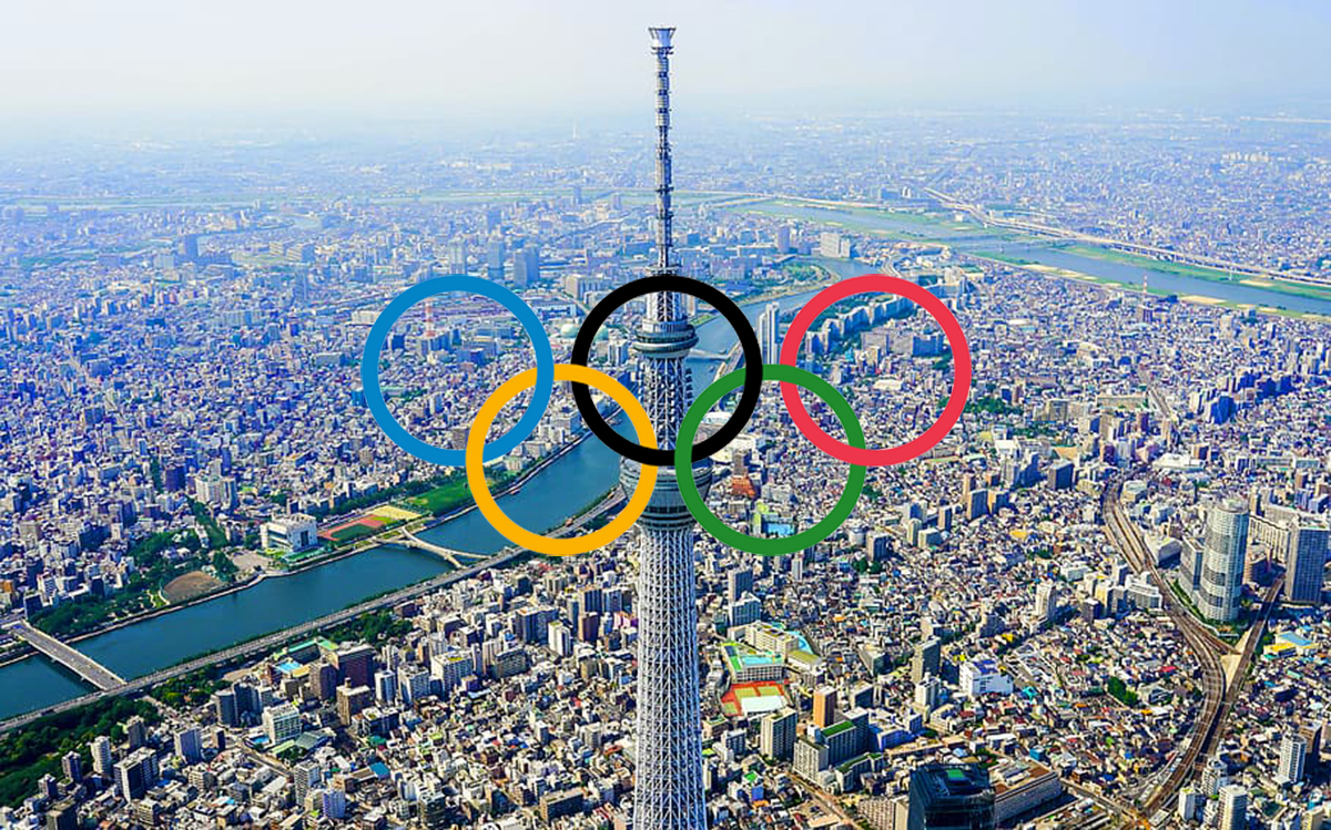 5 New sport at Tokyo2020