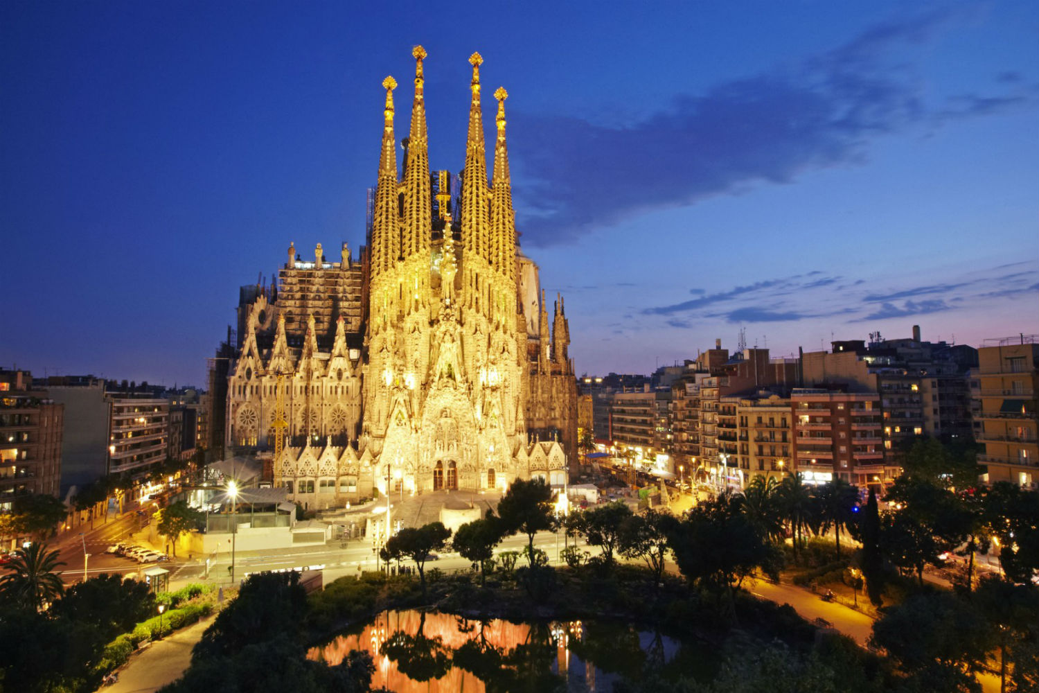 Photo of The amazing city of Barcelona , Barcelona