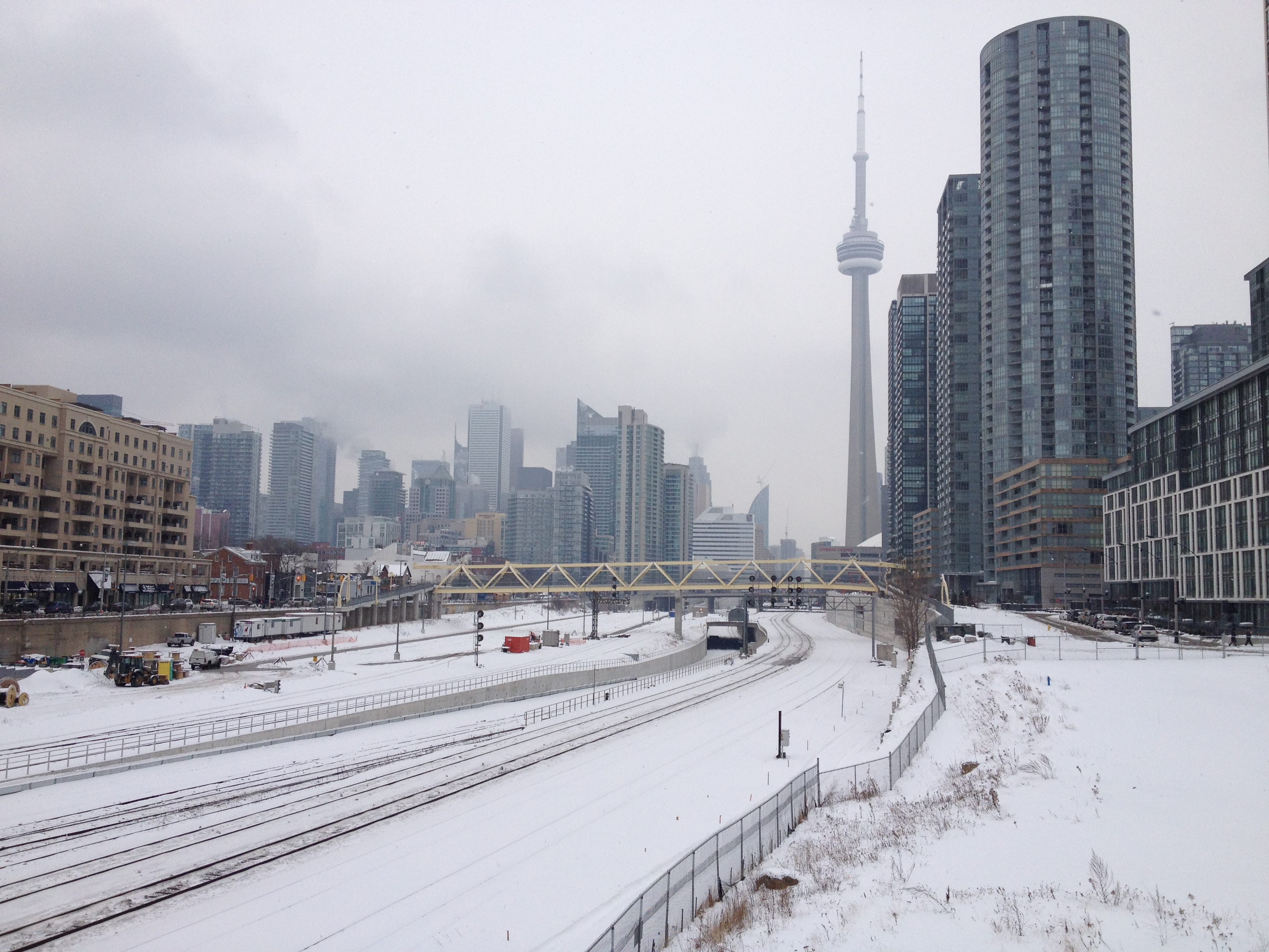 Photo of December to March, Toronto