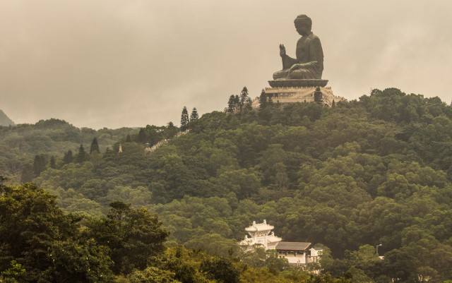 Lantau Island and Tian Tan Buddha Hong Kong