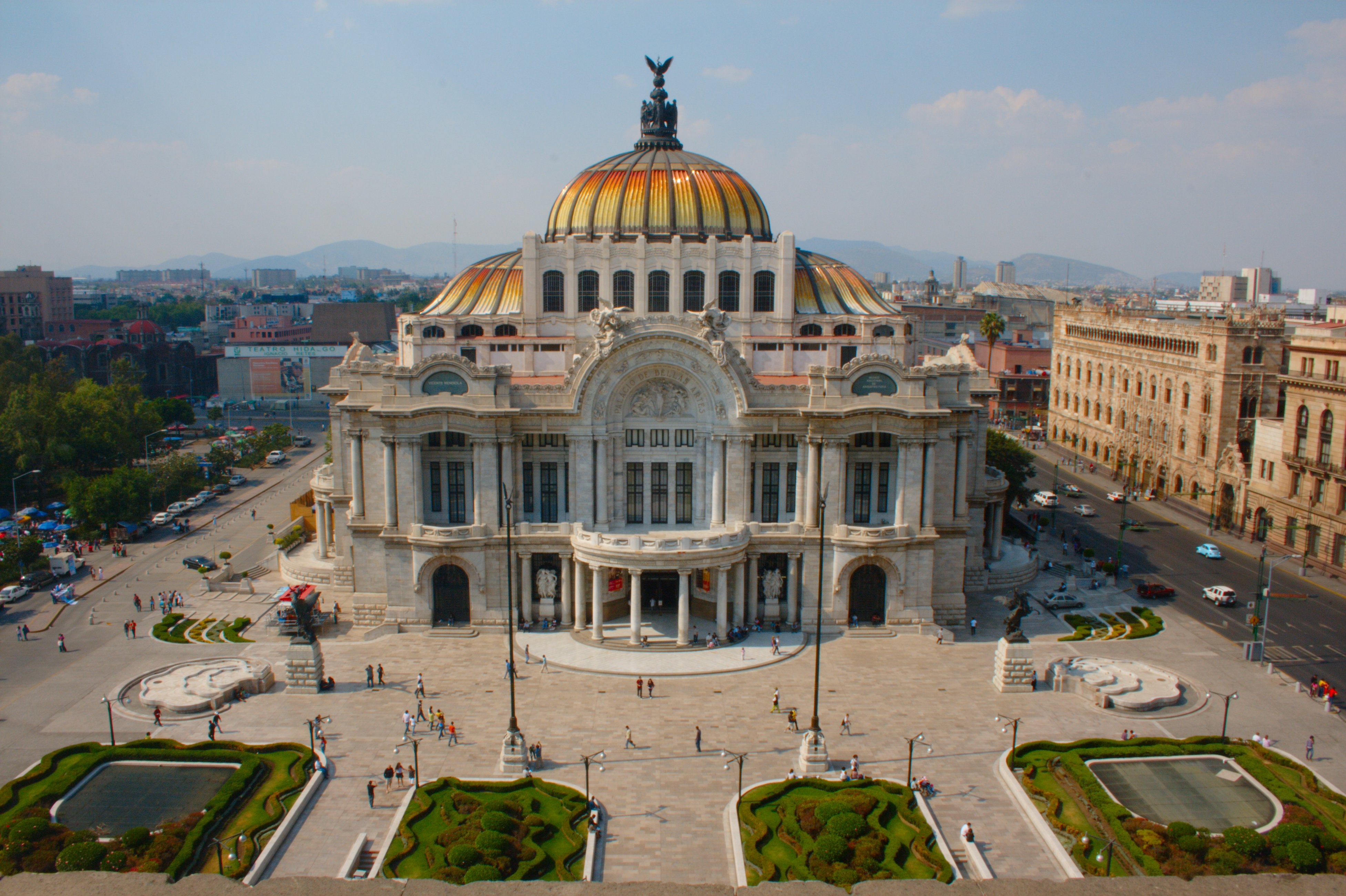 Photo of SIX BEST PLACES, Mexico City