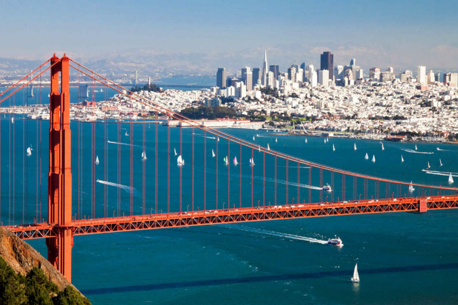 Photo of San Francisco Attractions, San Francisco